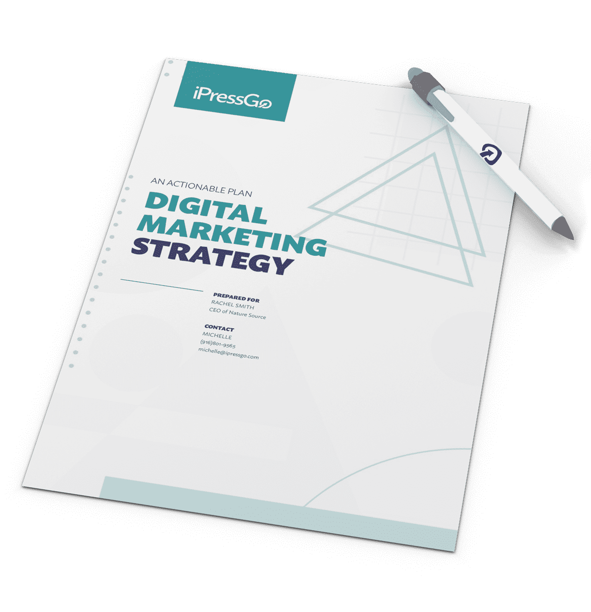 iPressGo Digital Marketing Strategy